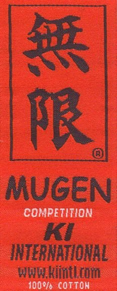 Karategi Mugen Orange Label 10oz.