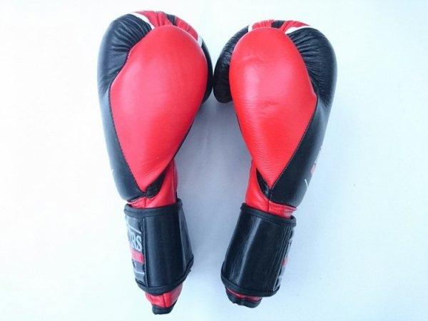 Rękawice bokserskie skórzane V-BOXE RBT - 12oz