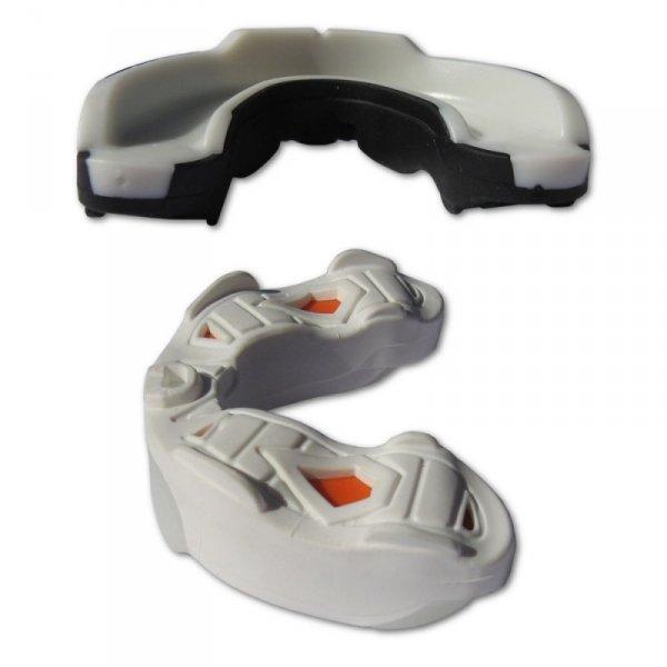 Ochraniacz zębów - szczęki 3 warstwowe