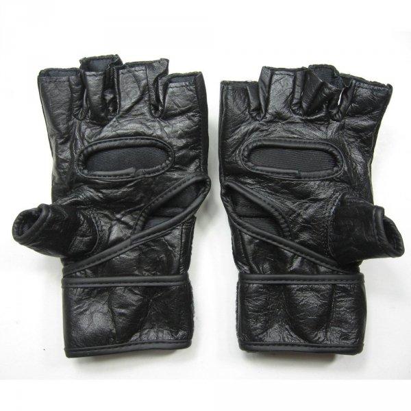 Rękawice do MMA z kciukiem otwarte