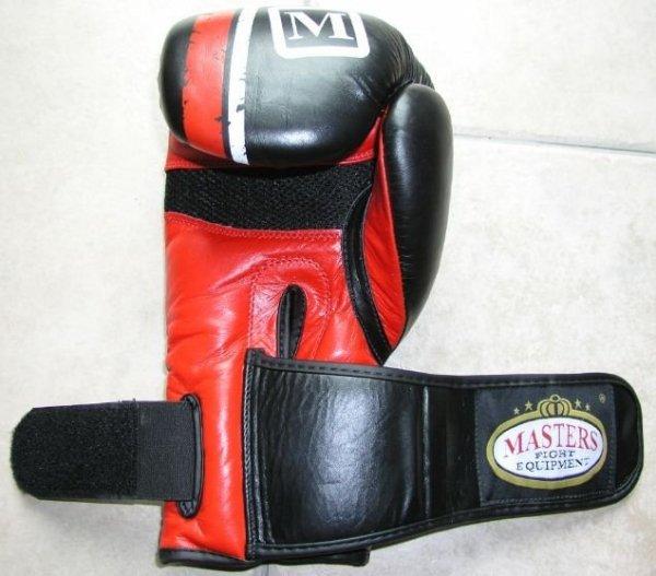 Rękawice bokserskie MASTERS - RBT-5 12oz