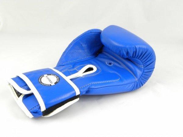 Rękawice bokserskie skórzane MASTERS RBT-PRO