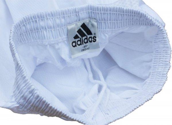 Dobok adidas WTF ADICHAMP 3 czarna plisa