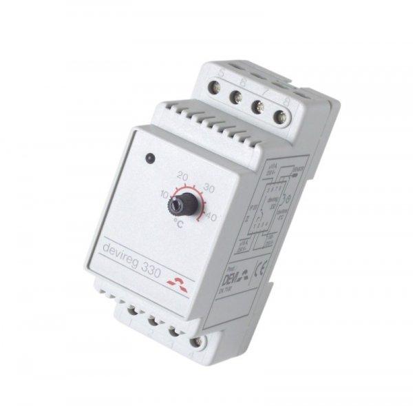 Termostat DEVIreg 330 (+5°C-+45°C)