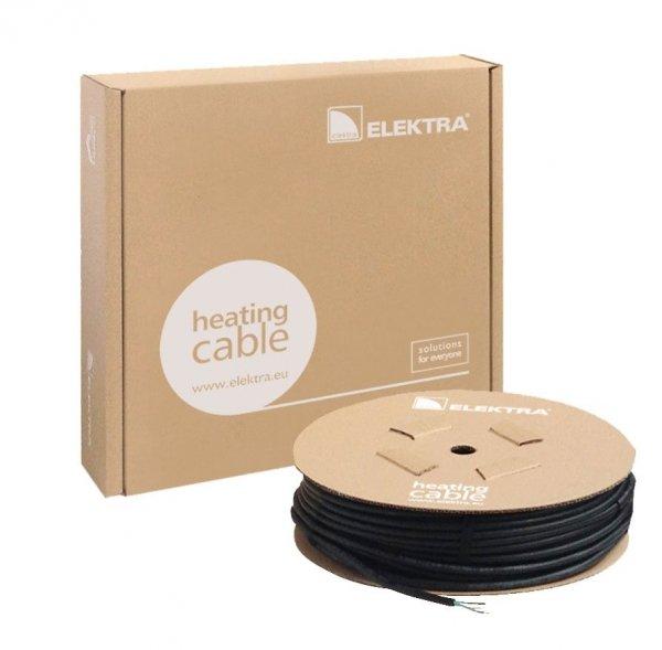 Kabel grzejny ELEKTRA VCDR / 3000W / 150m