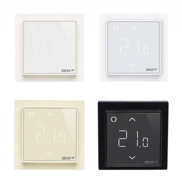 Termostat DEVIreg Smart Wi-Fi | kolor do wyboru