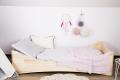BOX 3 90x160cm Łóżko drewniane dziecięce