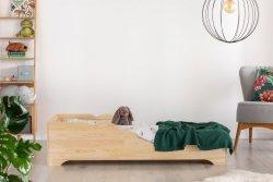 BOX 11 80x160cm Łóżko drewniane dziecięce
