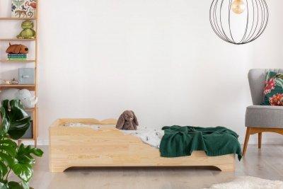 BOX 11 100x200cm Łóżko drewniane dziecięce