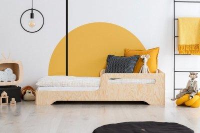 KIKI 3  80x160cm Łóżko dziecięce domek ADEKO