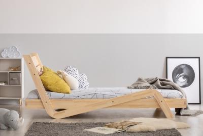 Zigzag 80x150cm Łóżko młodzieżowe ADEKO