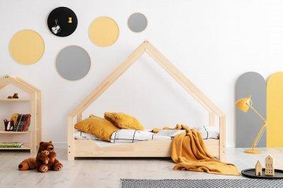 Loca A 70x190cm Łóżko dziecięce drewniane ADEKO
