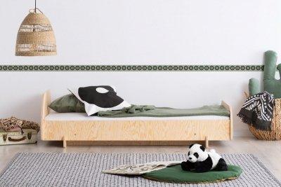 KIKI 4  90x170cm Łóżko dziecięce drewniane ADEKO