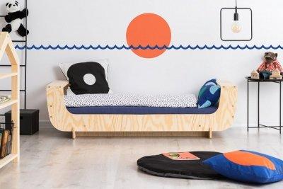 KIKI 14  90x170cm Łóżko dziecięce drewniane ADEKO