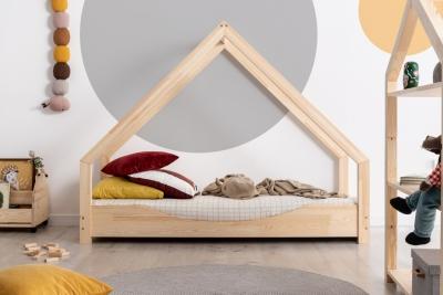 Loca E 80x150cm Łóżko dziecięce drewniane ADEKO