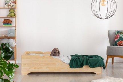 BOX 11 90x170cm Łóżko drewniane dziecięce