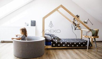 Łóżko drewniane Mila DMS 160x190cm