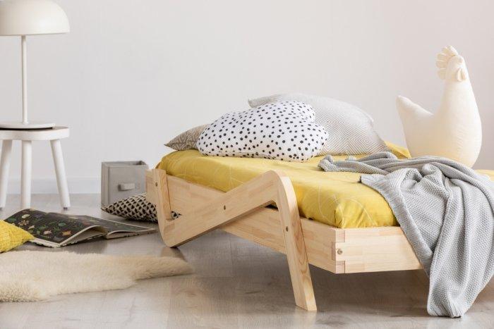 Zig 80x180cm Łóżko młodzieżowe ADEKO