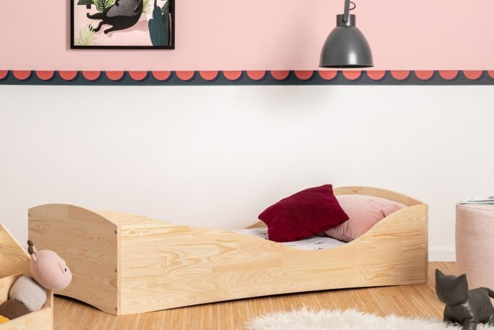PEPE 5 90x180cm Łóżko drewniane dziecięce