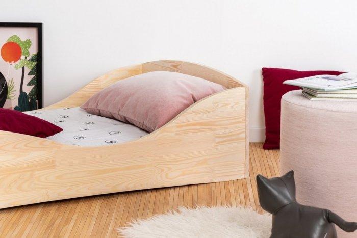 PEPE 5 70x160cm Łóżko drewniane dziecięce