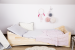 Łóżko drewniane BOX 3 90x160cm