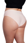 Julimex Flexi-One Plus Size Beżowe figi damskie