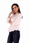 Merribel Iseara White bluzka damska