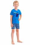 Taro Damian 943 Granatowa piżama chłopięca