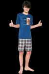 Cornette F&Y Boy 551/35 Wild 170-182 piżama chłopięca
