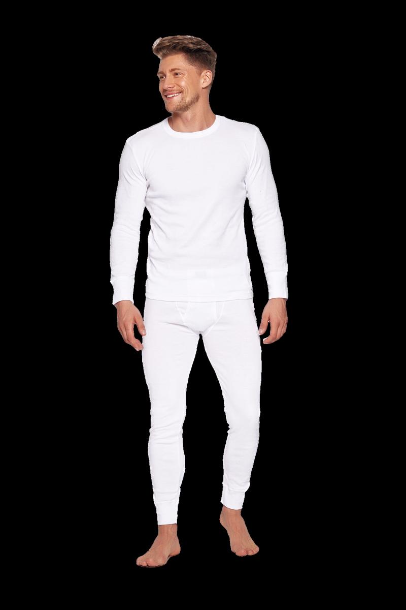 Henderson BT 104 2149 1J Biały koszulka męska