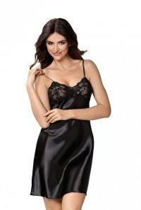 Donna Aisha czarna Koszula nocna