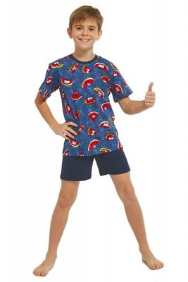 Cornette 334/86 Kids Watermelon 3 piżama chłopięca