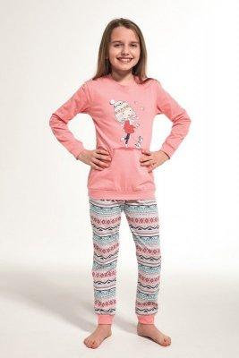 Cornette 594/107 Kids Walk piżama dziewczęca
