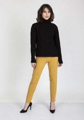 MKM Estelle SWE 121 Czarny sweter