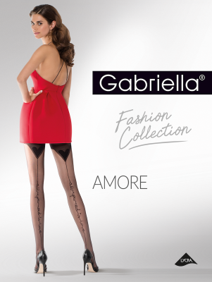Gabriella Rajstopy Amore Fashion Collection rasjtopy