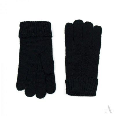 Art of Polo Ufa Czarne rękawiczki