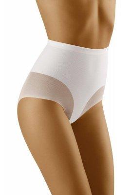 Wol-Bar Sentima Białe figi damskie modelujące