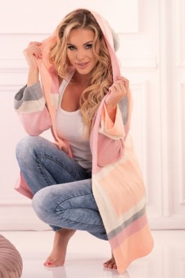 Merribel Linnae Pink sweter damski