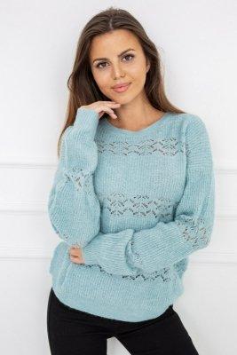 Vittoria Ventini Shannon Turquoise G2569 sweter damski