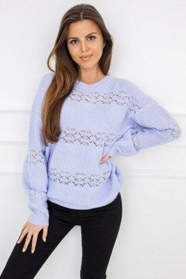 Vittoria Ventini Shannon Lilac G2569 sweter damski