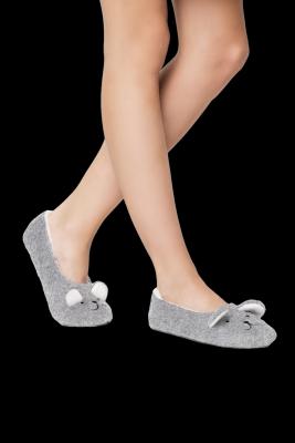 Aruelle Sweet Bear Slippers kapcie damskie