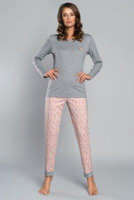 Italian Fashion Trina dł.r. dł.sp. piżama damska