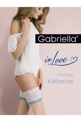 Gabriella 473 katherine natural/bianco/champagne pończochy