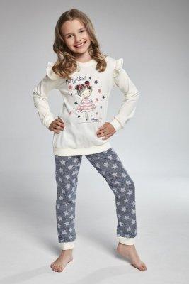 Cornette 040/90 Pretty girl ecri piżama dziewczęca