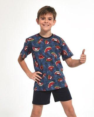 Cornette Young Boy 335/86 Watermelon 3 134-164 piżama chłopięca