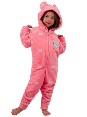 L&L 9155 110-140 kombinezon- piżama dziewczęca