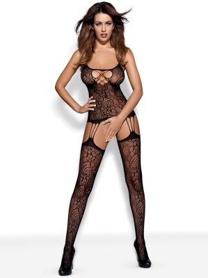 Obsessive Bodystocking F208 black