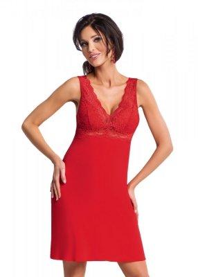 Donna Chantal czerwona Koszula nocna