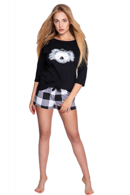 Sensis Fluffy piżama damska