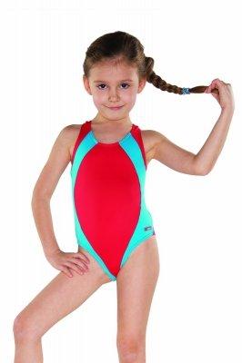 Shepa 009 Kostium kąpielowy dziewczęcy (B6D8)